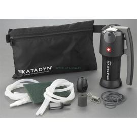 KATADYN VARIO : Filtre à eau - Vue des accessoires fournis - Marque Katadyn