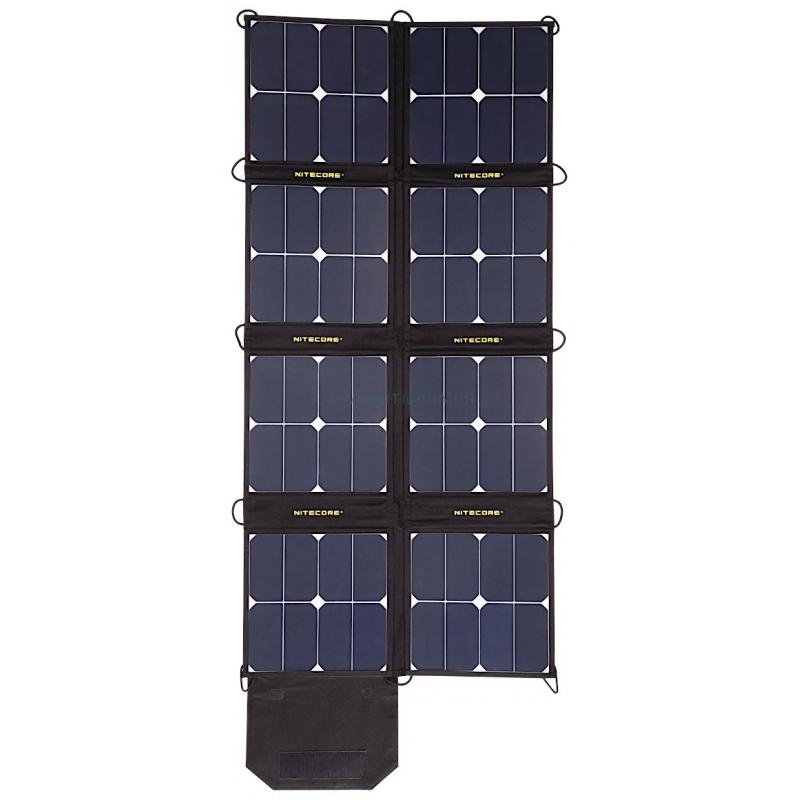 FSP100 NITECORE : Panneau solaire photovoltaïque - 100 Watts