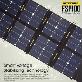 FSP100 NITECORE : Optimisation électronique de la charge et de la protection