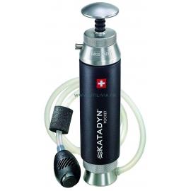 KATADYN POCKET : Filtre à eau de référence - Garanti 20 ans - 50000 litres.