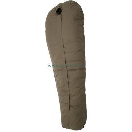 DEFENCE 4 - Taille 185  : Sac de couchage 4 saisons ultra résistant - Tlim moins 15°C  - Marque CARINTHIA