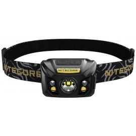 NITECORE NU32 : Lampe frontale - 550 lumens - Batterie intégrée 1800 mAh - Marque Nitecore