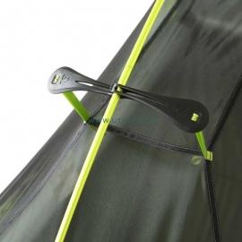 HORNET  2 places : Tente ultra légère - Marque NEMO - système de fixation